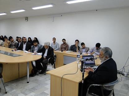 سلسله نشست های سیاست عینیت دیانت در دانشگاه برگزار شد