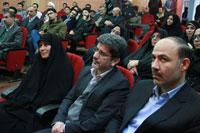 مراسم تکریم و معارفه معاونت دانشجویی فرهنگی دانشگاه برگزار شد