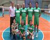 تیم والیبال دانشگاه در مسابقات جام رمضان کاشان نایب قهرمان شد